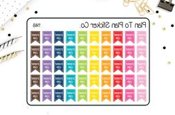 1148~~Student Loan Planner Stickers.