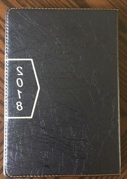 2018 Calendar Planner Appointment Book Daily Travel Agenda N
