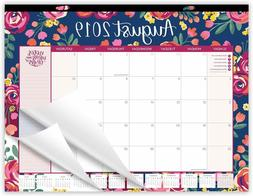 Bloom Daily Planners 2019-2020 Academic Year Desk/Wall Calen