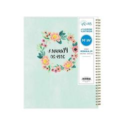 Blue Sky 2019-2020 Academic Year Weekly & Monthly Planner, 8