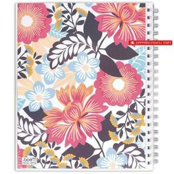 Mead 2019-2020 Academic Year Weekly  Monthly Planner, Large,