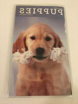 2019-2020 Pocket Planner Calendar Puppies  Stocking Stuffer