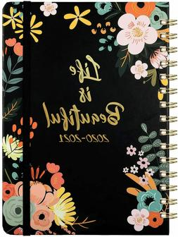 2020-2021 Planner Academic Weekly Monthly Planner with to Do