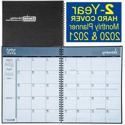 "2020-2021 House of Doolittle  8.5"" x 11"" Monthly 2 Year Plan"