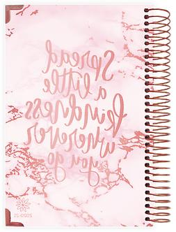 2020-21 Hard Cover Academic Year Daily Planner & Calendar, P