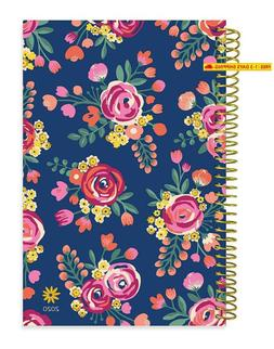 Bloom Daily Planners 2020 Calendar Year Day Planner (January