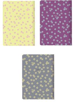 Letts 2020 Diary Floret Floral A5 Week to View Linen Cover Y