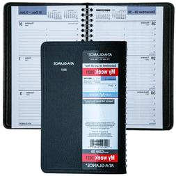 2021 At-A-Glance DayMinder G200-00 Weekly Appointment Book,