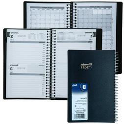2021 Brownline C2504.81T Daily Planner Appointment Book, 8 x