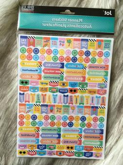 Brand New Planner stickers for Calendars Planners and Organi
