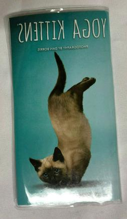 BrownTrout Yoga Kittens 2019-2020 Monthly Planner