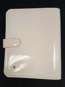 Franklin Covey Compact Planner Love Binder - Ivory