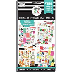 Create 365 Happy Planner Sticker Value Pack-Brilliant Year,