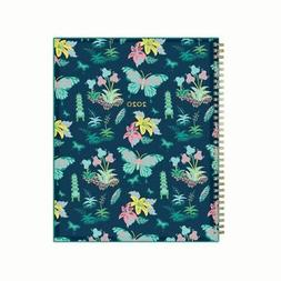 Blue Sky Dabney Lee Weekly/Monthly Planner, 8.5 x 11, Butter