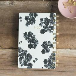 Emily + Meritt 2019 Weekly & Monthly Painterly Floral Pocket