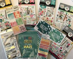 Create 365 Happy Planner Stickers Books Recollections Erin C