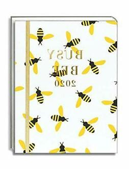 Graphique Hidden Wiro Agenda, Bees – 18-Month 2020 Planner