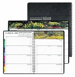 HOUSE OF DOOLITTLE HOD294632 Weekly/Monthly Planner,7x10 In.
