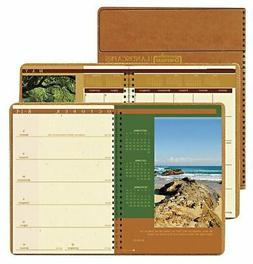 HOUSE OF DOOLITTLE HOD528 Weekly/Monthly Planner,8-1/2x11 In