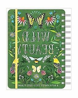 Katie Daisy 2021 - 2022 On-the-Go Weekly Planner 17-Month Ca