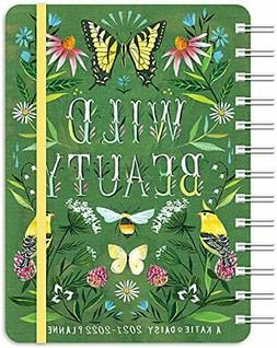 Katie Daisy 2021-2022 On-the-Go Weekly Planner: 17-Month Cal