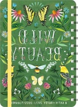 Katie Daisy 2021 - 2022 On-The-Go Weekly Planner: Wild Beaut