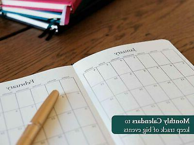 2020 Planner - Yearly, Weekly, 2020