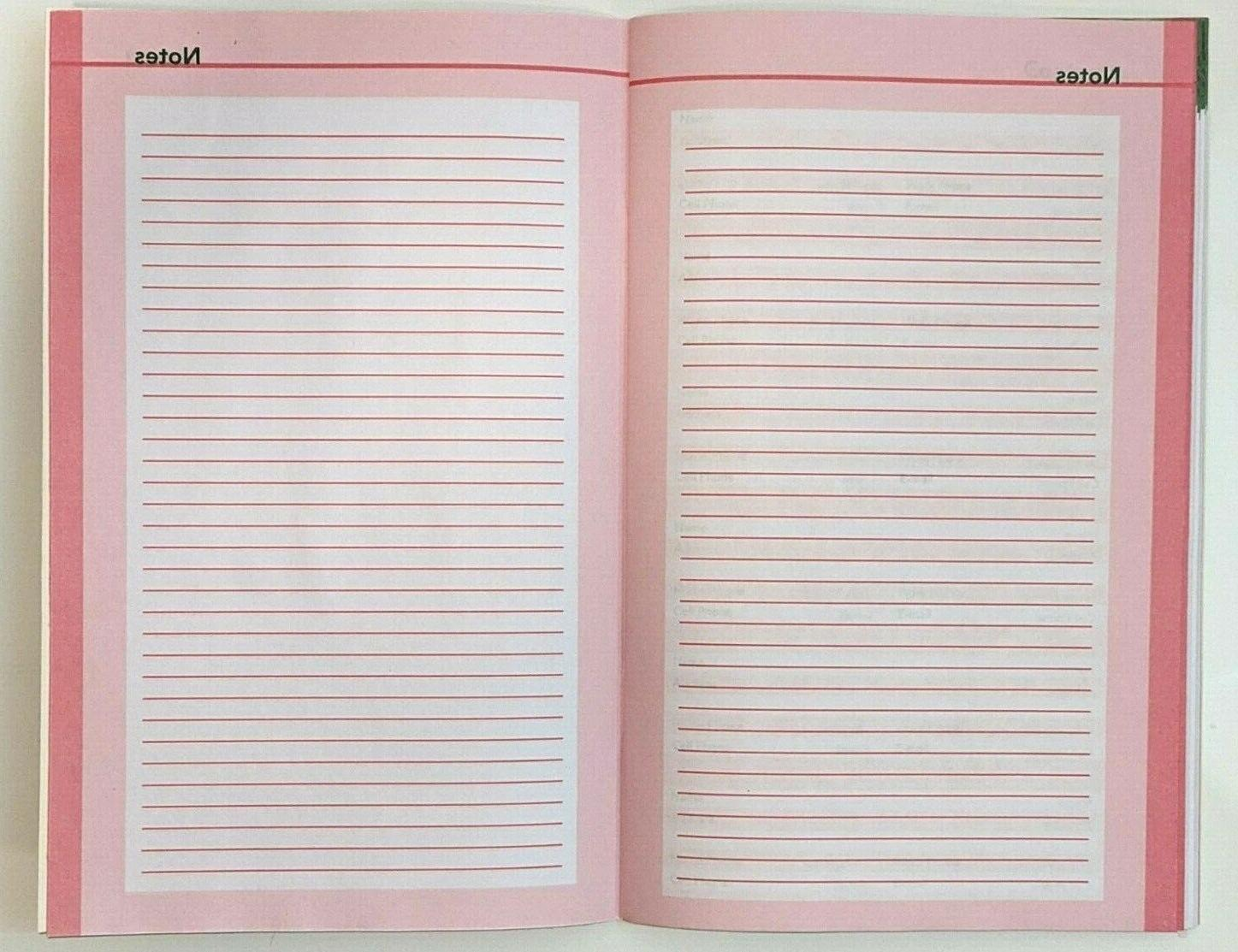 2021-2022 Planner, Theme, Monthly Format