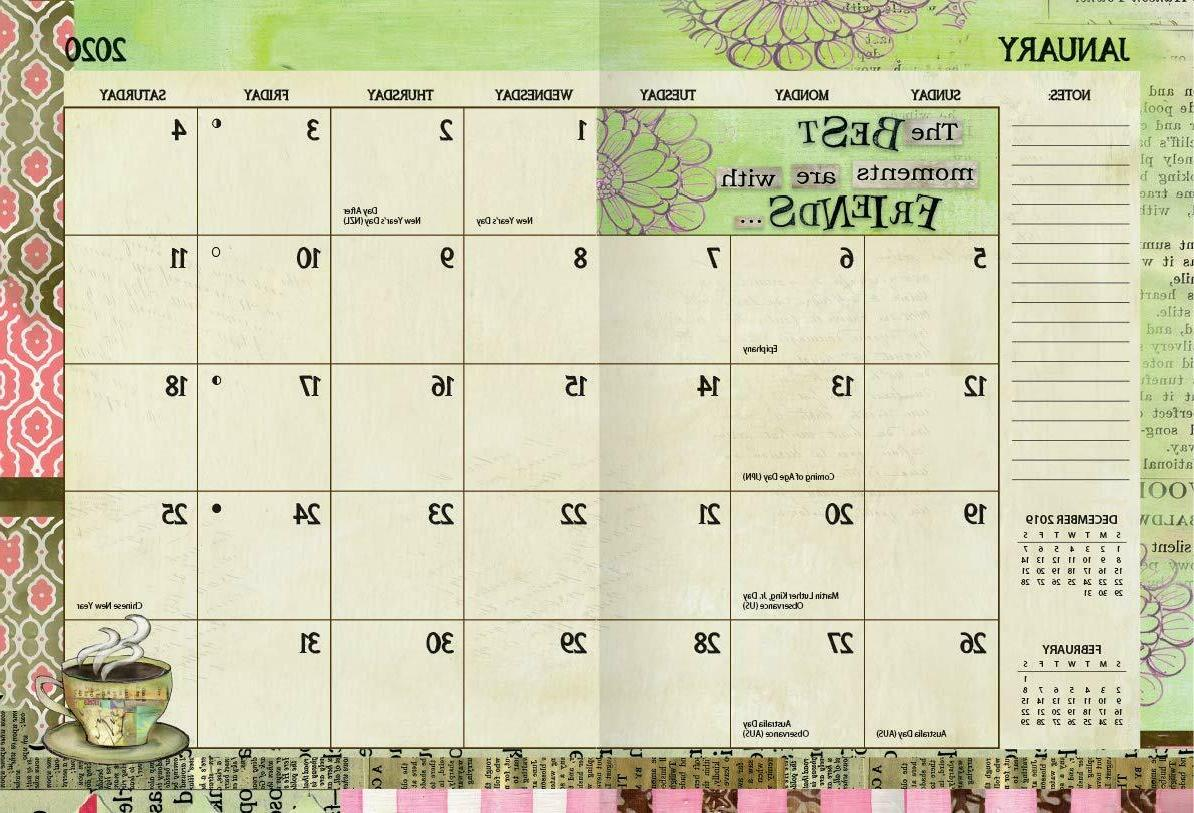 COLOR MY - 2020 ENGAGEMENT - PLANNER 17013