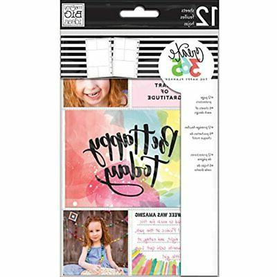 happy planner mini page protector pocket sheets