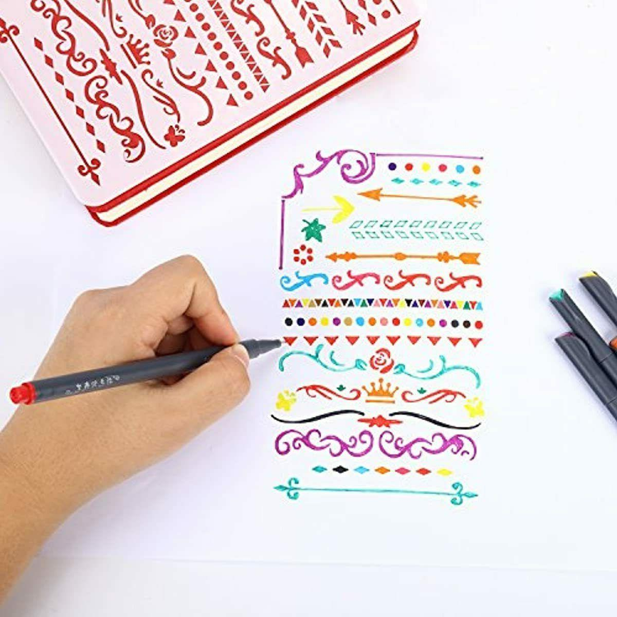 iBayam Pens Colored Fine Point Markers Fine