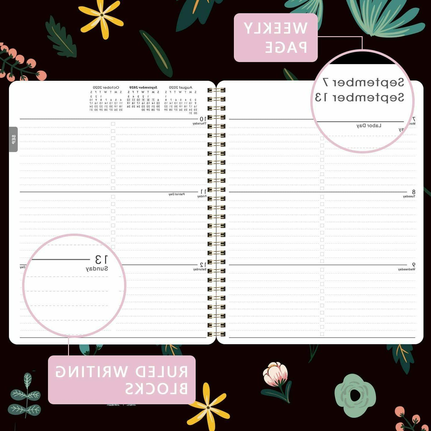 NEW Weekly & Monthly Planner x