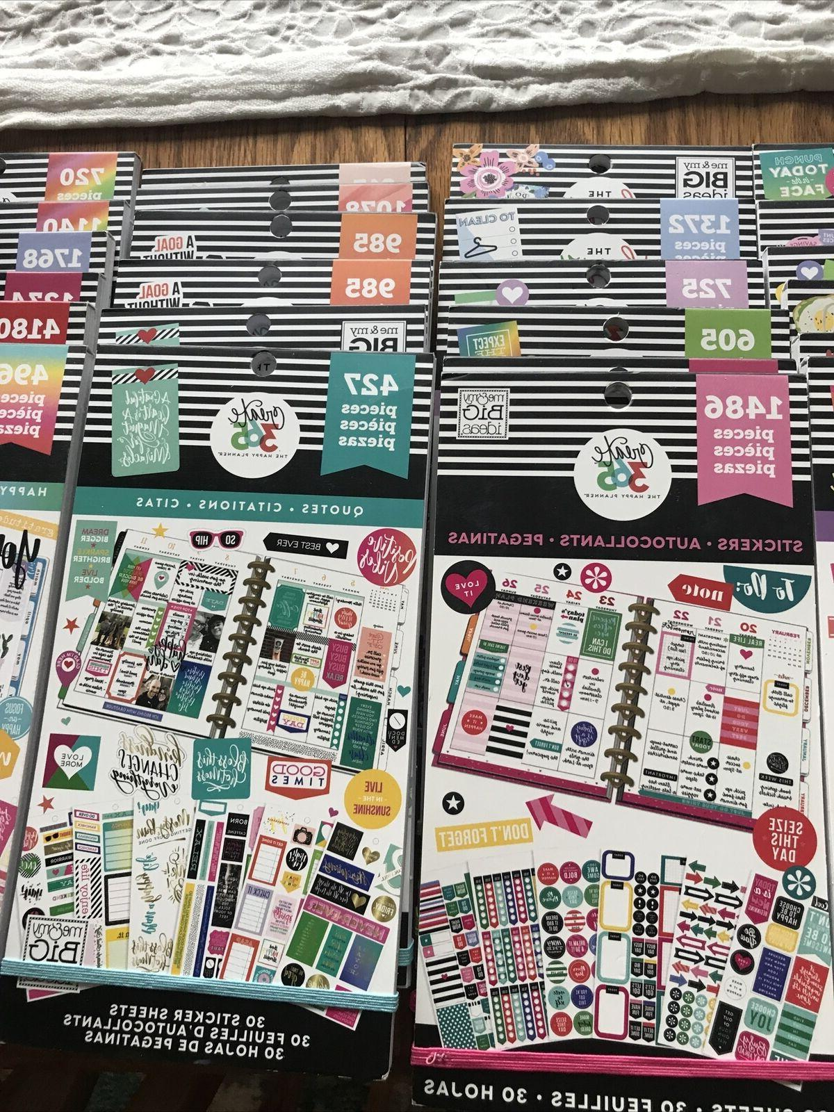 The Planner Books *CHOOSE YOUR STYLE &