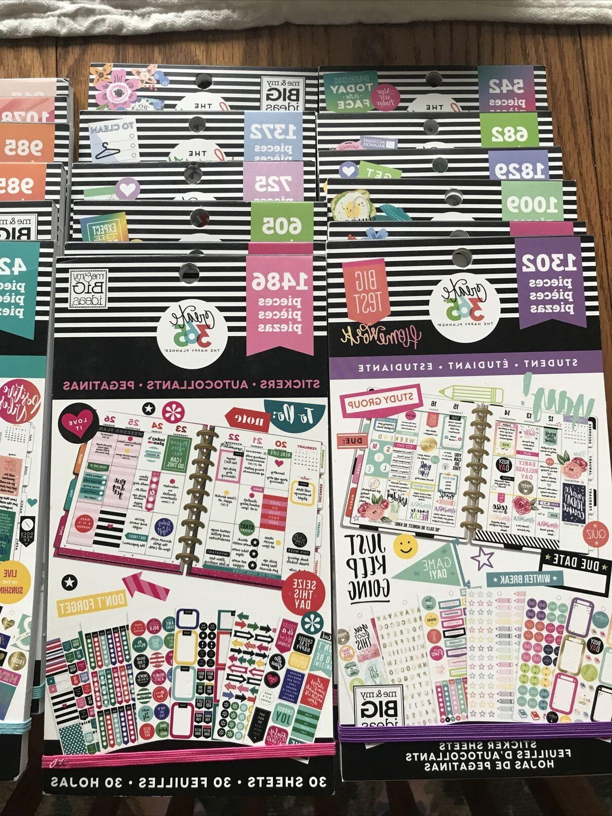 The Happy Planner Books YOUR & DESIGN