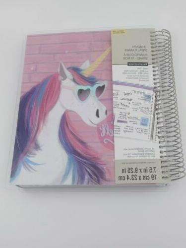 Creative Year- UNICORN Plannerby Recollections