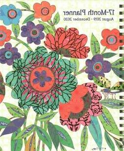 Ladybird 2019-2020 17 Month Planner, Paperback by Lang Compa