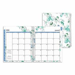 Blue Sky™ Lindley Weekly/Monthly Wirebound Planner BLS