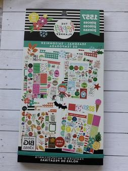 Me & My Big Ideas Create 365 The Happy Planner Sticker Value