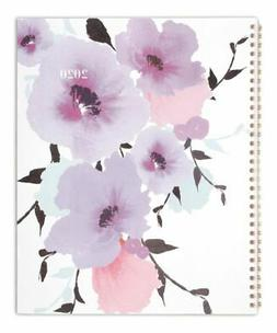"""Cambridge Mina Weekly/Monthly Planner, 5.5"""" x 8.5"""", January"""