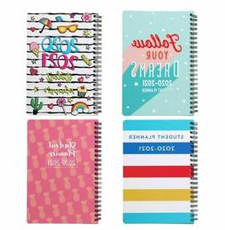 New 2020 2021 Student Weekly Daily Planner Agenda Monthly Sc
