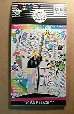 "NEW me & my big ideas the happy planner ""RADIATE POSITIVITY"""