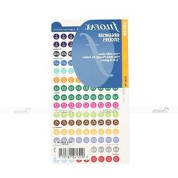 Filofax Personal/A5/A4 Size Organiser Stickers NotePaper Ref