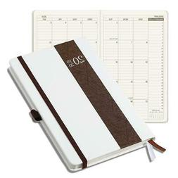 Planner 2019-2020 Weekly/Monthly Agenda Hardcover Planner Ti