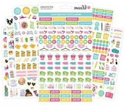 bloom daily planners Productivity Planner Stickers - Variety