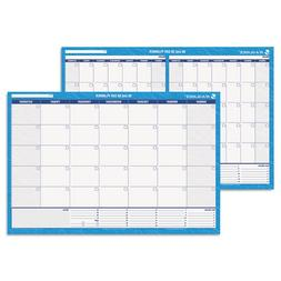 Recycled 30/60-Day Undated Horizontal Erasable Wall Planner,
