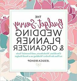 The Budget-Savvy Wedding Planner & Organizer Book by Jessica