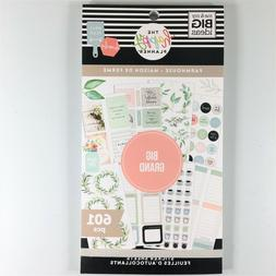 The Happy Planner Farmhouse Big Sticker Book Pack Of 601 Me
