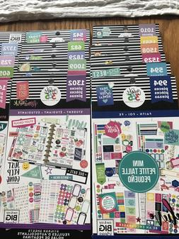 The Happy Planner Sticker Books *CHOOSE YOUR STYLE & DESIGN
