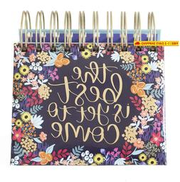 Bloom Daily Planners Undated Perpetual Desk Easel/Inspiratio